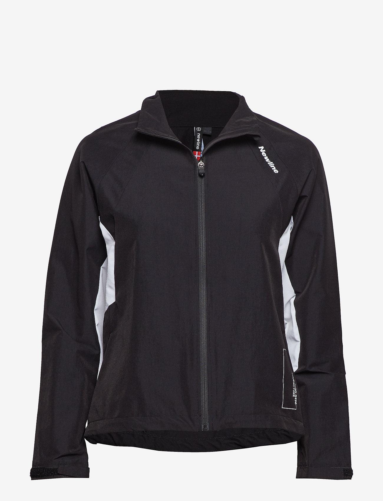 Newline - BLACK TRAINING UTILITY JACKET - training jackets - black - 1