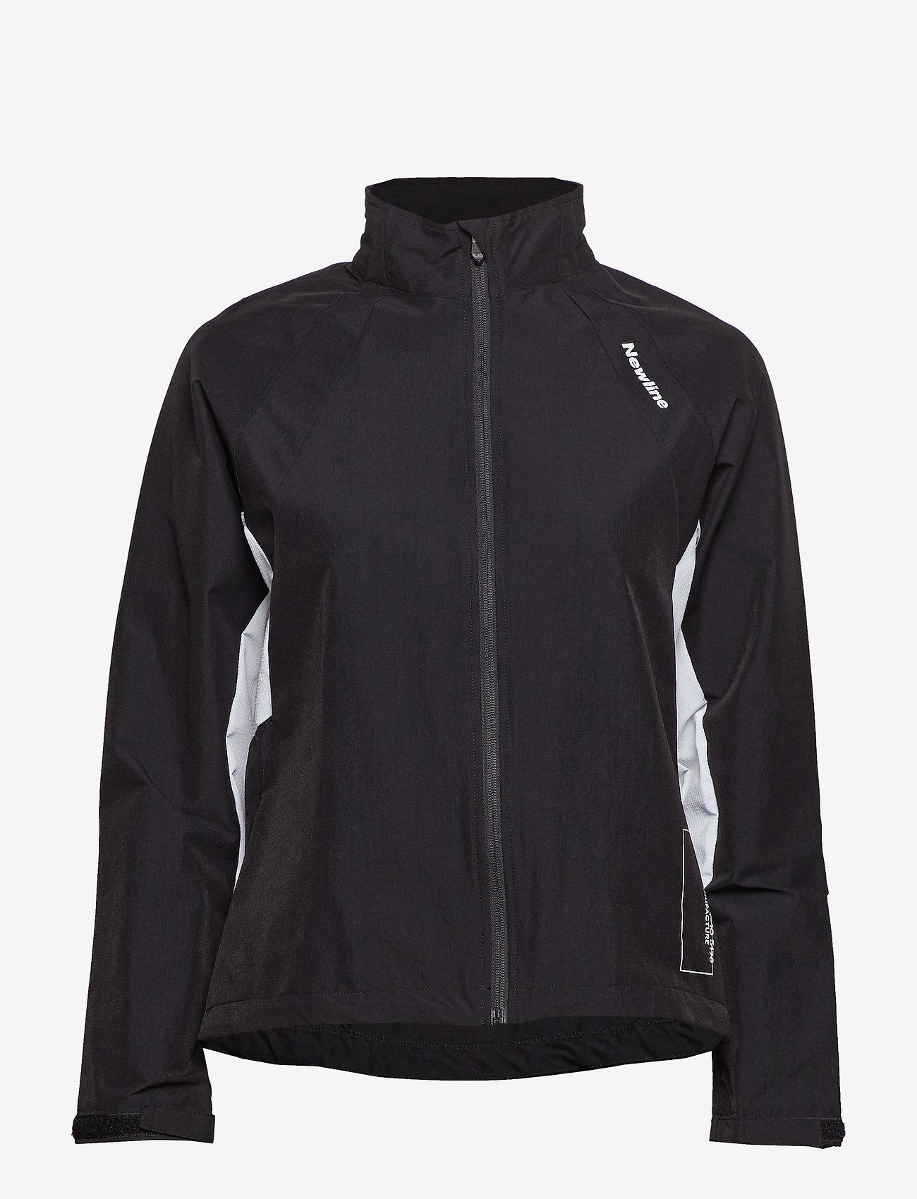 Newline - BLACK TRAINING UTILITY JACKET - training jackets - black - 0