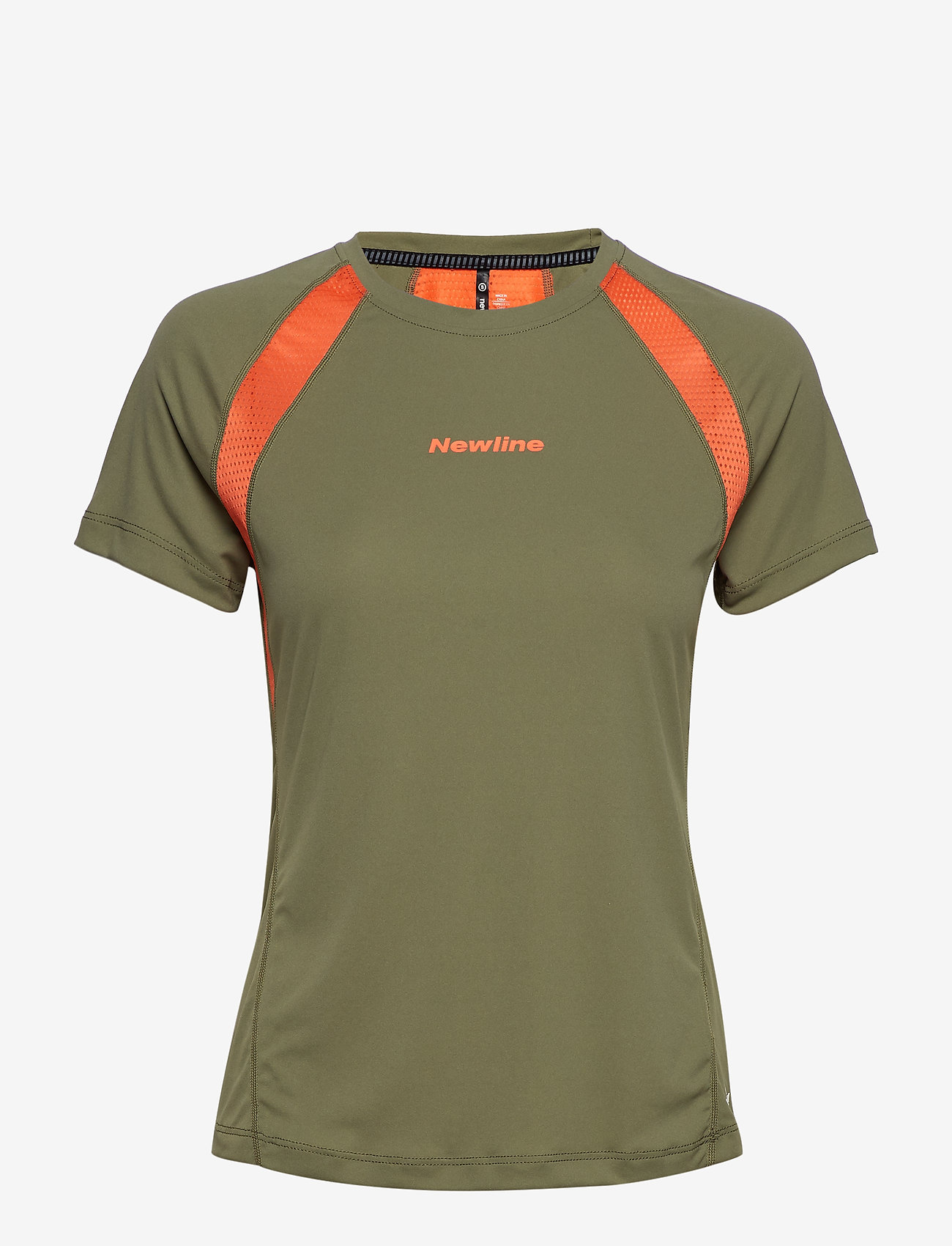 Newline - BLACK FEATHER TEE - t-shirty - para green - 0