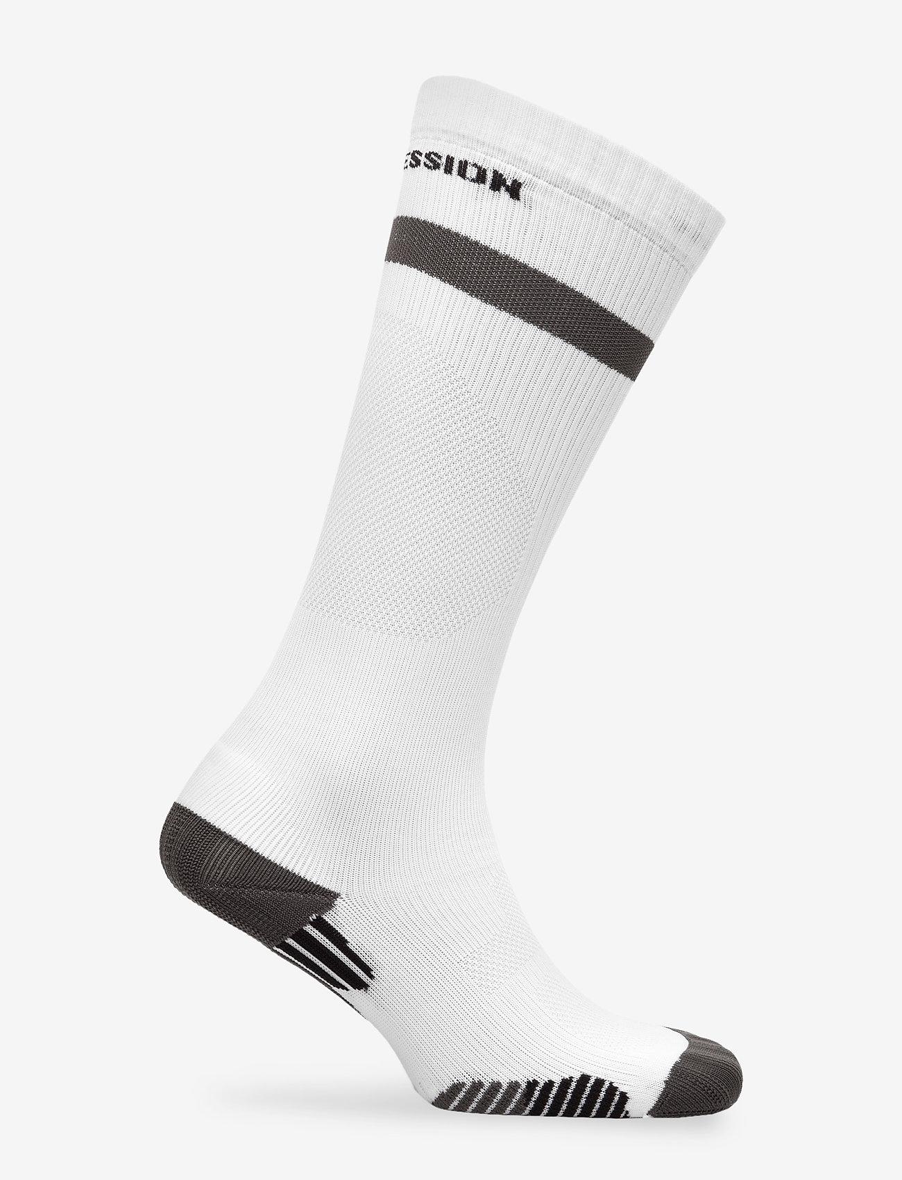 Newline - Compression Sock - tavalliset sukat - white - 1