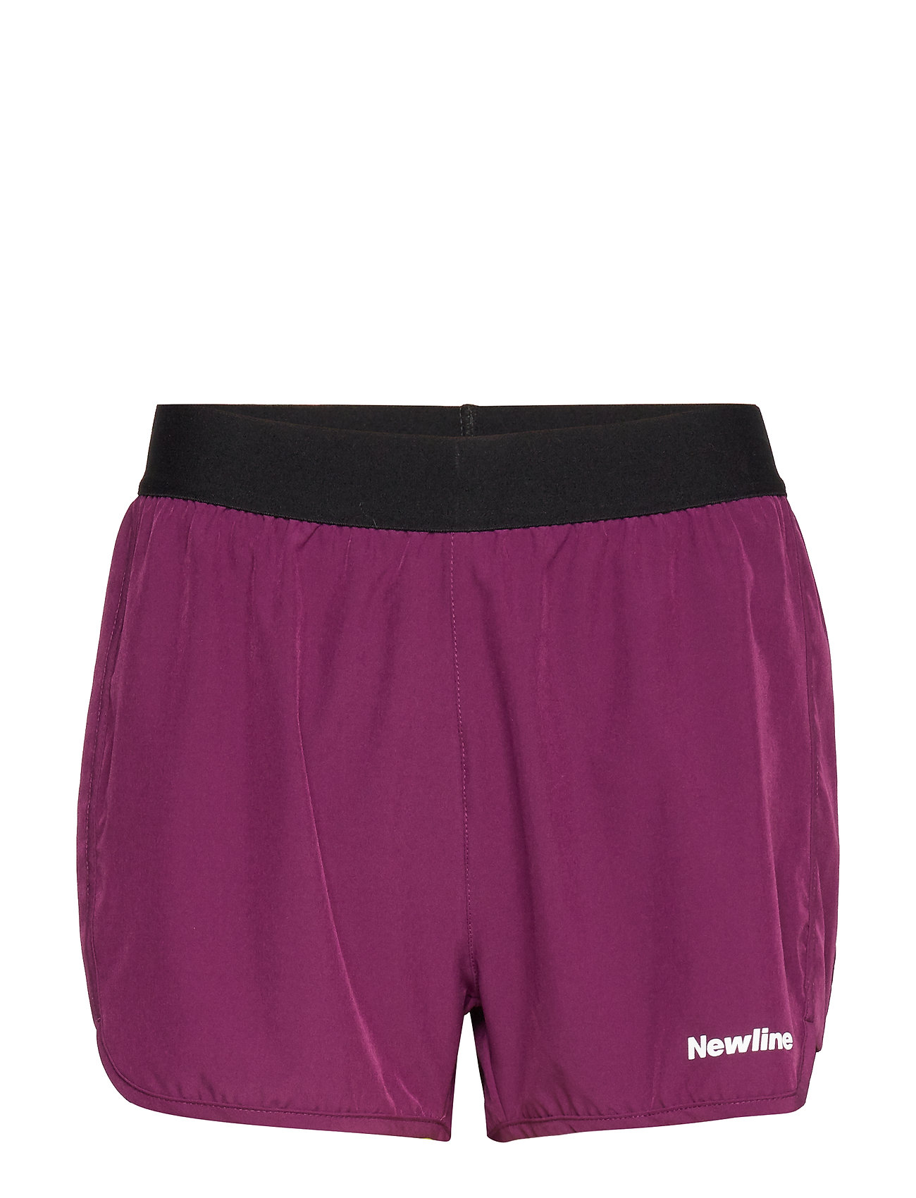 Newline 2-Lay Shorts - BERRY/LIME