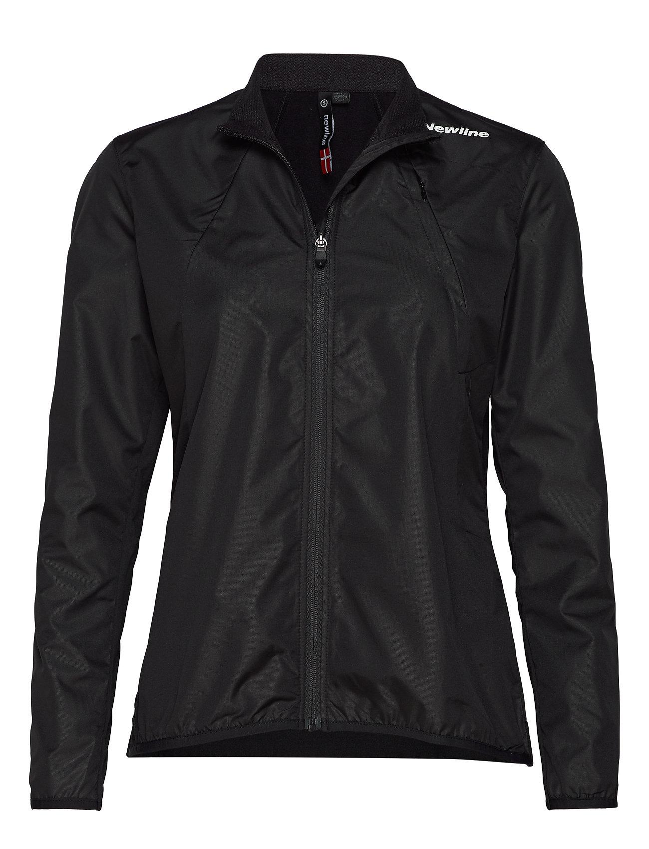 Newline Cross Jacket - BLACK