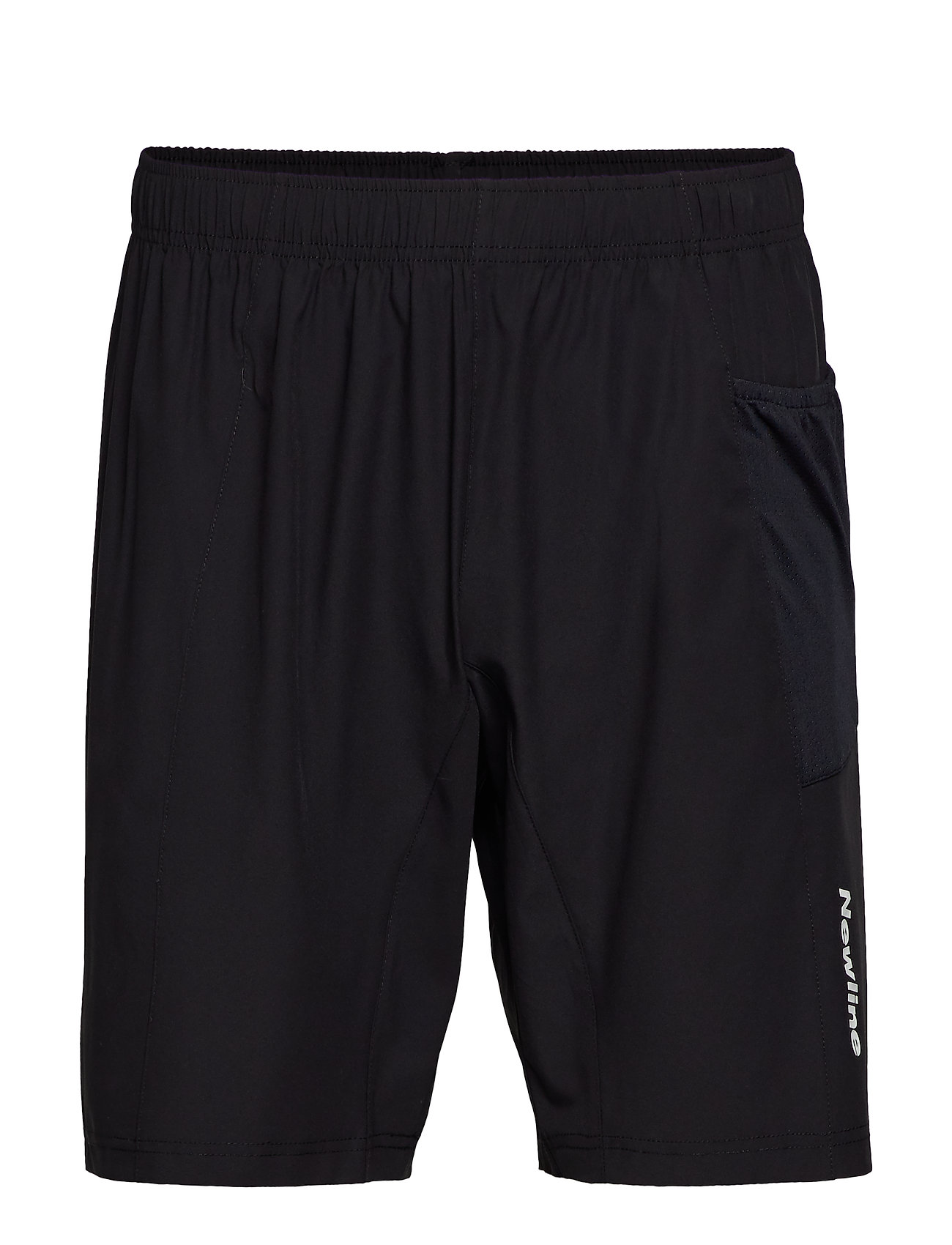 Newline Stretch Shorts - BLACK