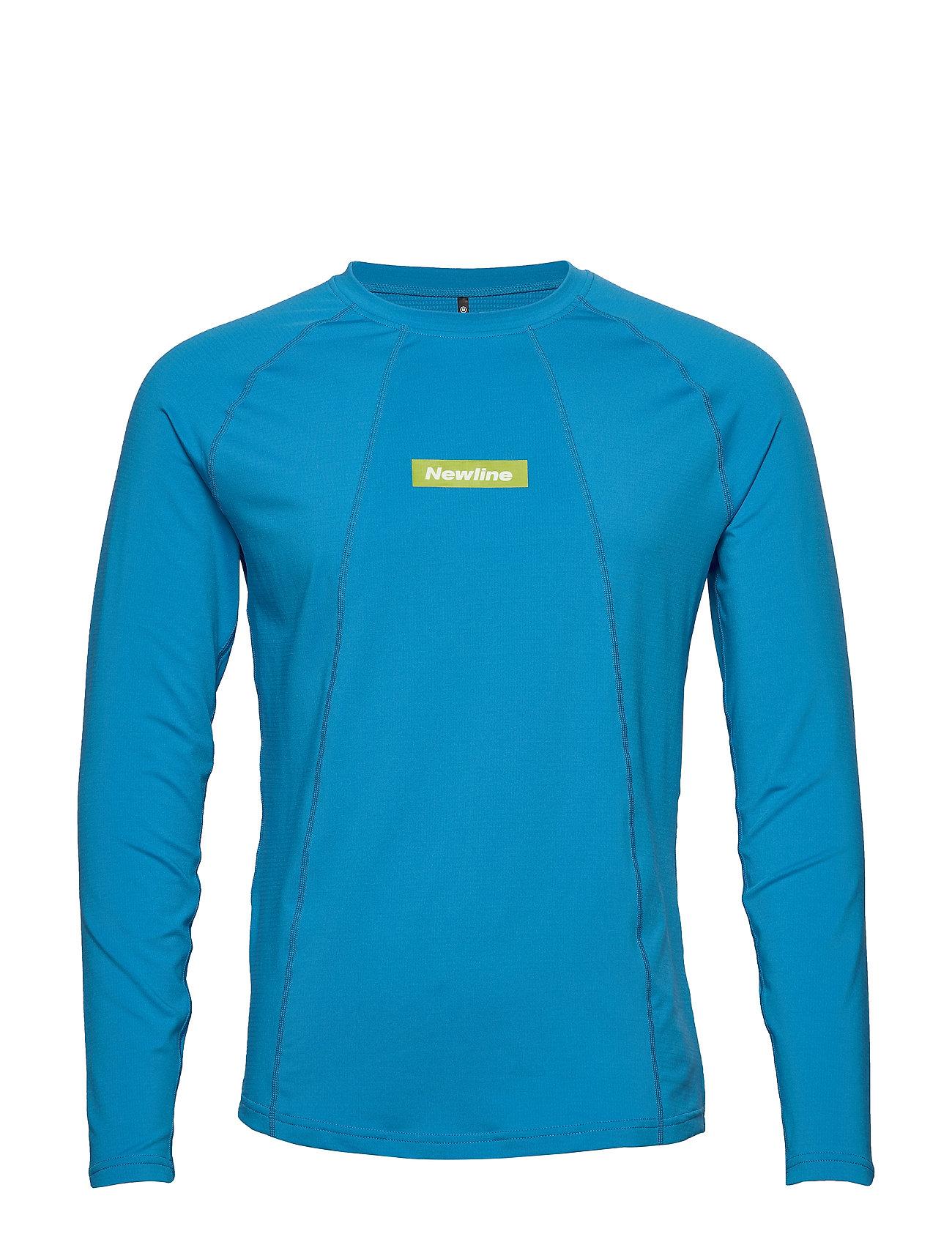 Newline Shirt - COLD BLUE