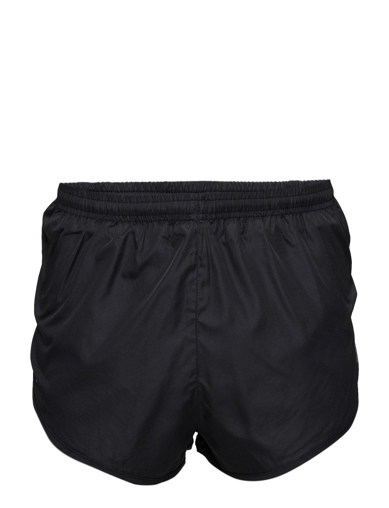 Newline Base Split Shorts - BLACK