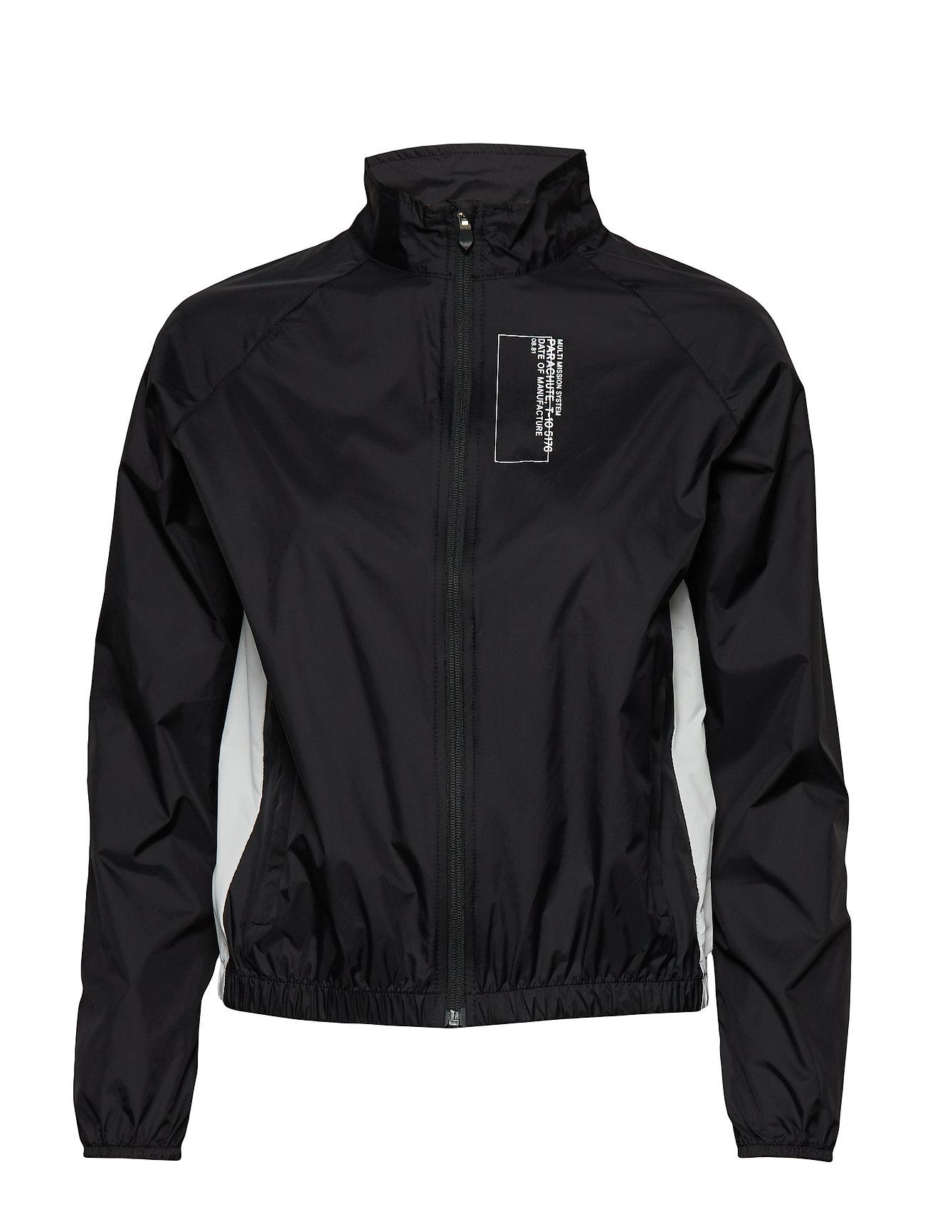 Newline Black Track Jacket