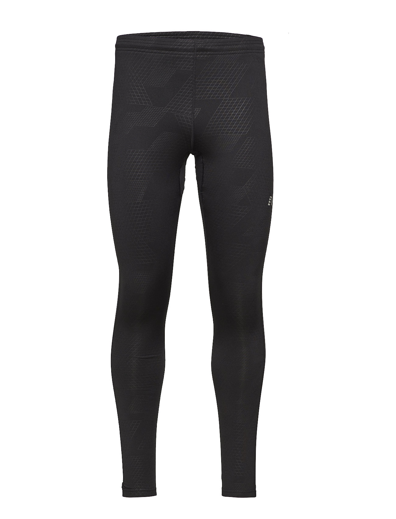 Newline Black Warm Tights - BLACK