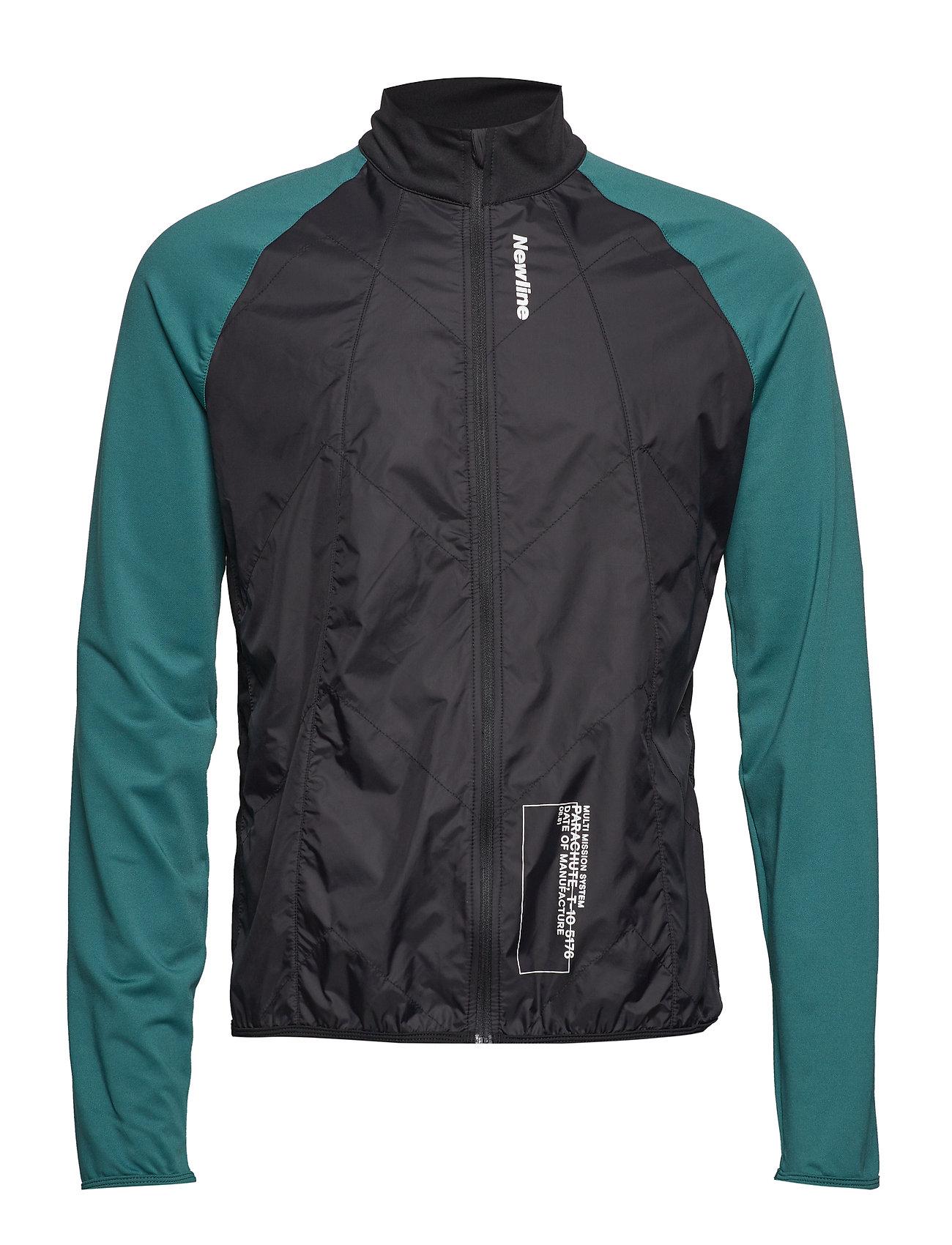 Newline Black Windbreaker Shirt - BLACK