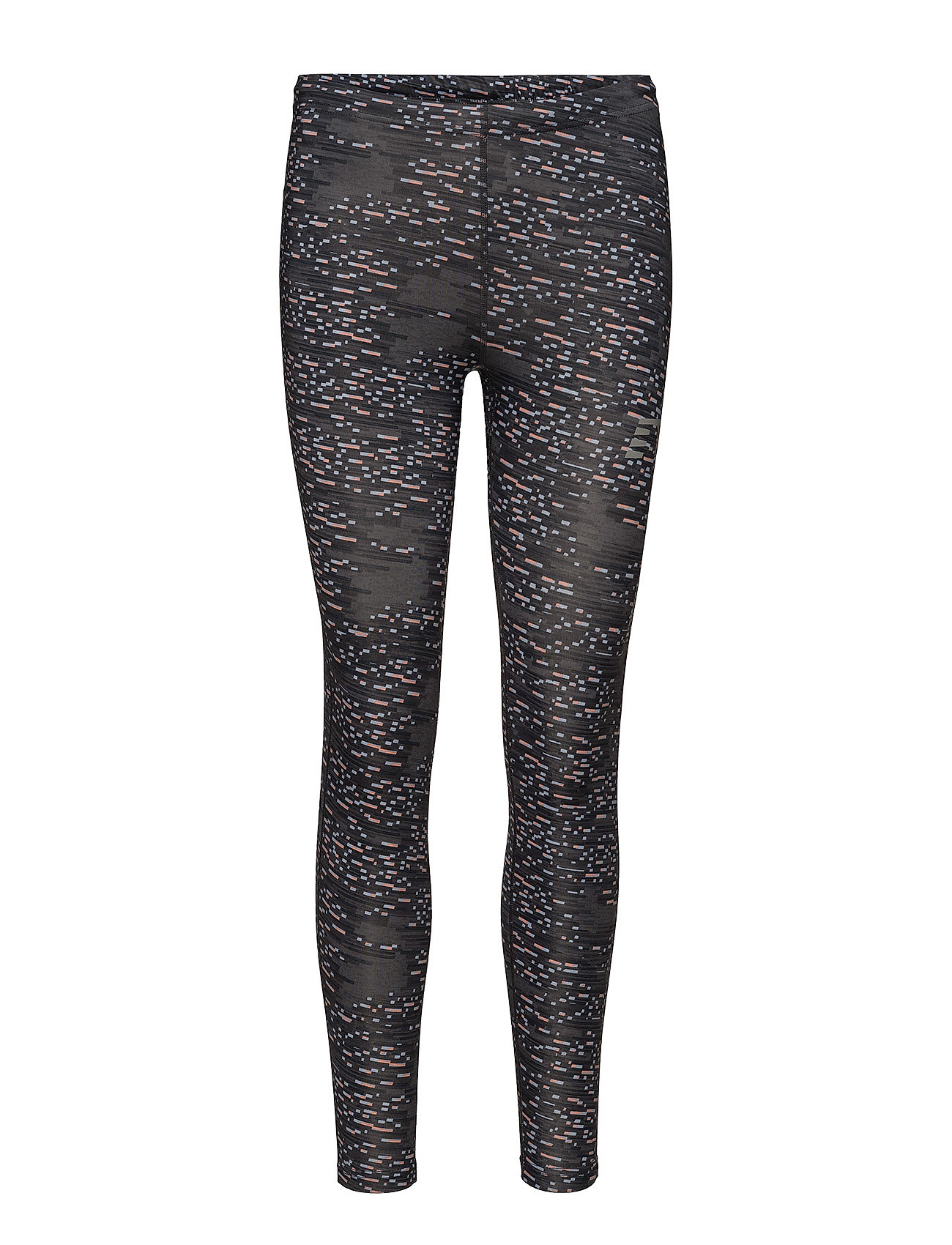 Newline Compression Printed Tights