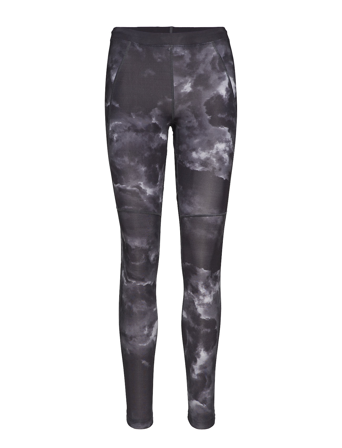 Newline BLACK IMPACT CAMO Tights