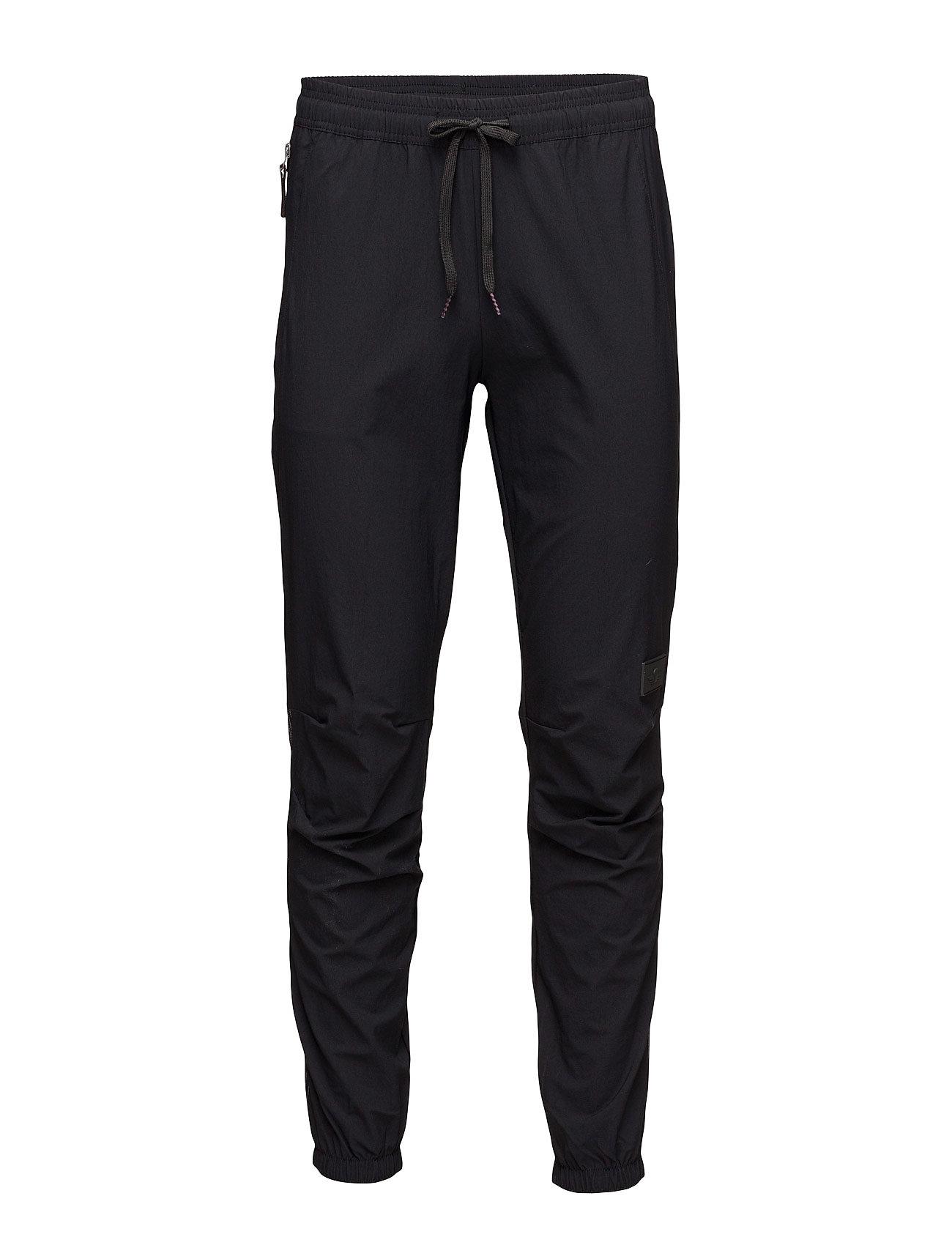 Newline svart 4 Way Stretch Drop Zone Pants Joggingbyxor