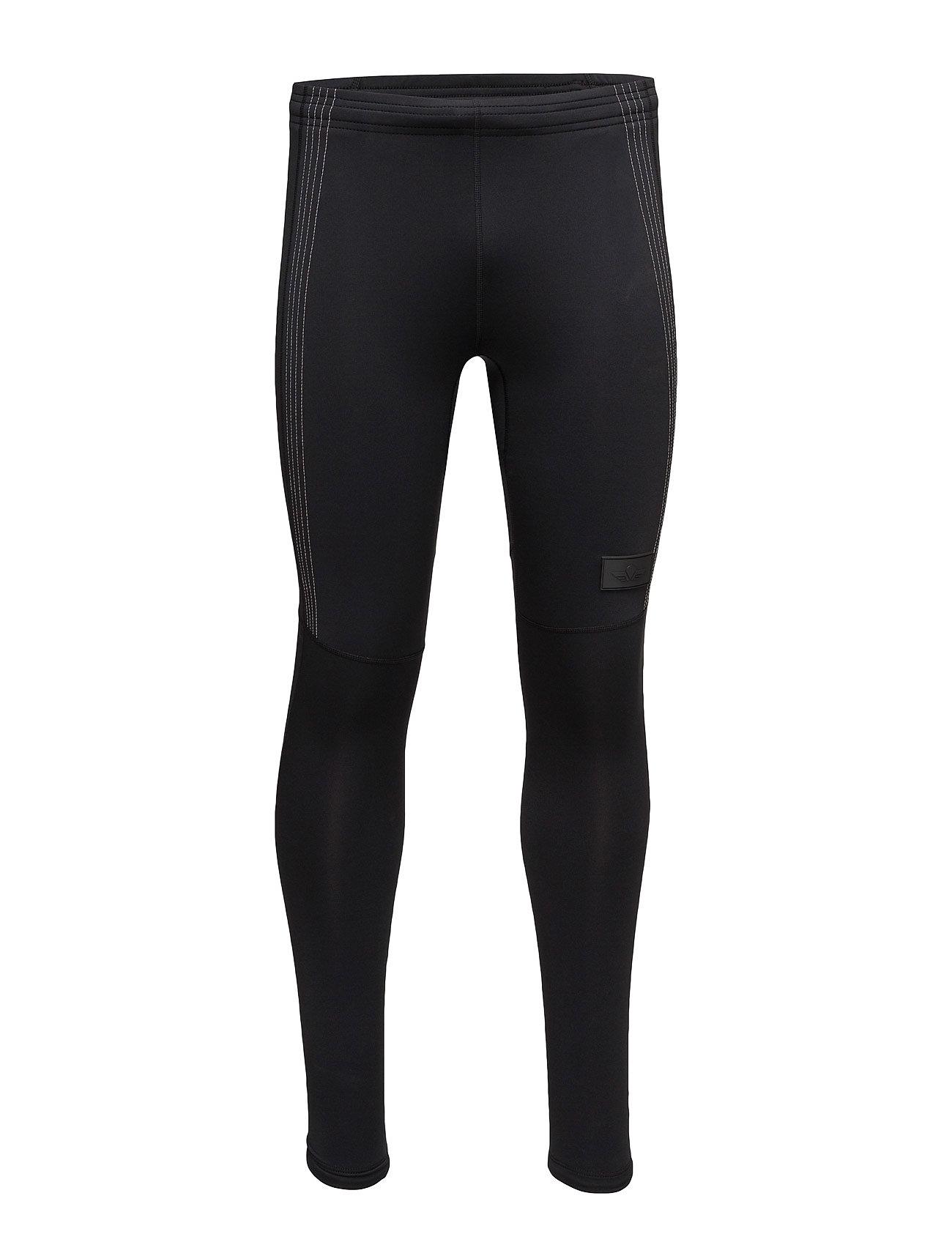 Newline svart Wing Wiper Tights Tights & shorts