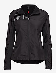 Newline - CORE CROSS JACKET - koulutustakit - black - 0