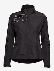 Newline - CORE CROSS JACKET - koulutustakit - black - 1