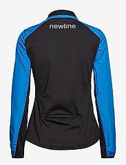 Newline - CORE CROSS JACKET - träningsjackor - blue - 2