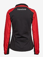 Newline - CORE CROSS JACKET - koulutustakit - red - 2