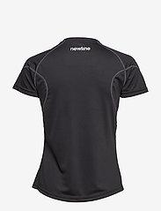 Newline - Core Coolskin Tee - t-shirty - black - 1