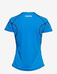 Newline - Core Coolskin Tee - logo t-shirts - blue - 1