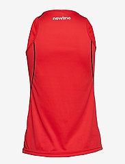 Newline - Core Coolskin Singlet - tank tops - red - 1