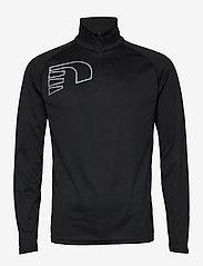 Newline - Core Warm Shirt - bluzki z długim rękawem - black - 0