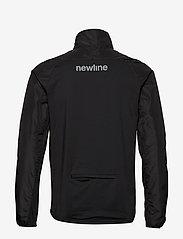 Newline - CORE CROSS JACKET - sportsjakker - black - 2