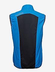 Newline - Core Vest - træningsjakker - blue - 1