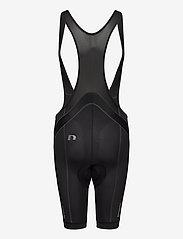 Newline - BIKE 8 PANEL BIB SHORTS - wielrenshorts & -leggings - black - 1