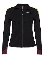 Comfort Jacket - BLACK/LIME/BERRY