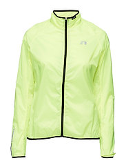 Windpack Jacket - NEON YELLOW