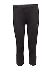 Base Dry N Comfort Knee Tights - BLACK