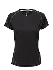 Base Coolskin Tee - BLACK