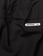 Newline - BASE 2 LAYER SHORTS - spodenki treningowe - black - 2