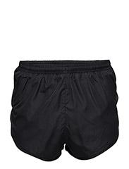 Base Split Shorts - BLACK