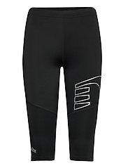 Core Knee Tights - BLACK