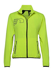 CORE JACKET - NEON YELLOW