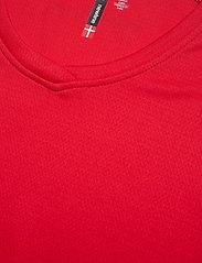 Newline - Core Coolskin Tee - logo t-shirts - red - 2