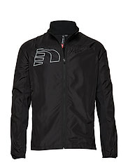 Core Cross Jacket - BLACK