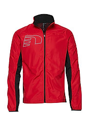 Core Cross Jacket - RED