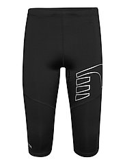 Core Knee Tights - BLACK