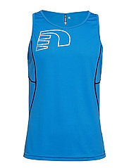 Core Coolskin Singlet - BLUE