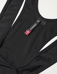 Newline - BIKE 8 PANEL BIB SHORTS - wielrenshorts & -leggings - black - 2