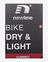 Newline - BIKE 8 PANEL SHORTS - Šorti un garās zeķes riteņbraukšanai - black - 2
