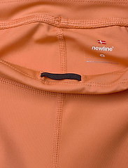 Newline - Women's 7/8 Tights - running & training tights - mecca orange/dusted clay - 4