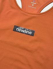 Newline - Women's Racerback Tank - podkoszulki bez rękawów - dusted clay - 2