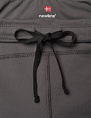 Newline - WOMEN´S 7/8 TIGHT - running & training tights - asphalt - 3