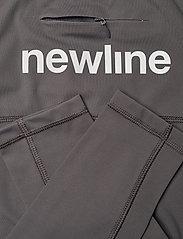 Newline - WOMEN´S 7/8 TIGHT - running & training tights - asphalt - 4