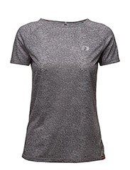 Imotion Heather Tee - ASPHALT