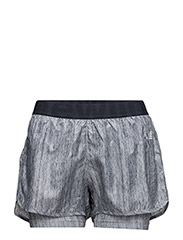 Imotion Heather 2-Lay Shorts - CONCRETE