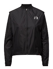 Imotion Windbreaker Removable Sleeves - BLACK