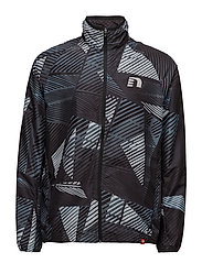 Imotion Printed Jacket - PRINTED THUNDER SKY/SNOW